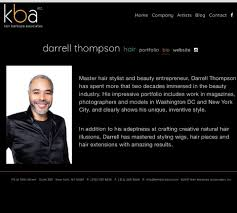darrell thompson hair home facebook