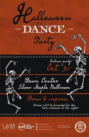 halloween dance party uvm bored