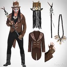 Halloween Costume Ideas Men Mens Witch Doctor Costume Idea Men U0027s Halloween Costume Ideas