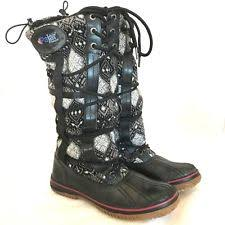 womens boots size 11 canada size 11 boots pajar for ebay