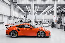porsche gt3 gray porsche 991 gt3 luxury cars news