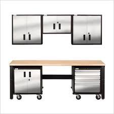 steel garage storage cabinets stainless steel garage storage cabinets j88 on stylish home decor