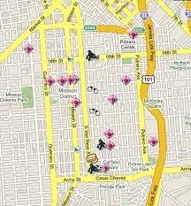 map of usa states san francisco trulia crime map san francisco 28 san francisco crime map san
