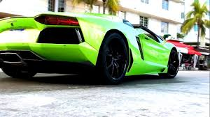 what is the best color for lamborghini aventador miami supercars
