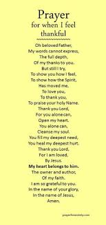 a prayer of thanksgiving to god prayer thanksgiving