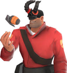 Tf2 Halloween Costume Infernal Impaler Official Tf2 Wiki Official Team Fortress Wiki
