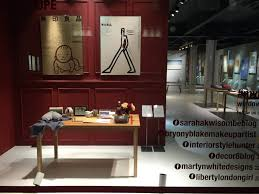 designing a window for muji in london to celebrate their 25th