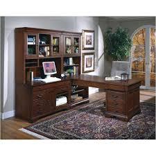 Modern Partners Desk Aspen Home Furniture Partners Desk Base End Office Office Intended