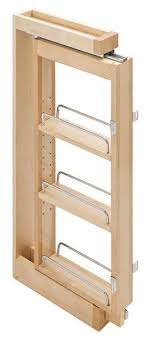 6 inch spice rack cabinet pull out spice rack 6 inch всячина pinterest woodwork