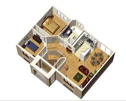 House Design Plan 3d