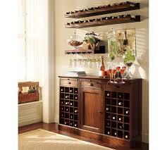 ideas pottery barn wine rack countertop wine glass rack wall