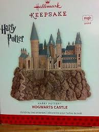 harry potter ornaments collection on ebay