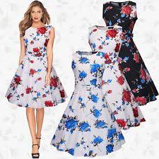 rose tea dress ebay