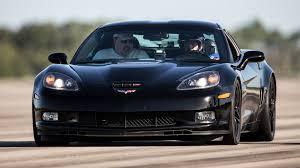 corvette c6 top speed corvette gxe smashes it s own ev top speed record vettetv