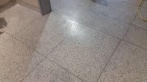 can terrazzo floor damage be repaired boston stone restoration