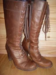 ebay frye womens boots size 9 womens frye brown leather knee high lace up boots size 9