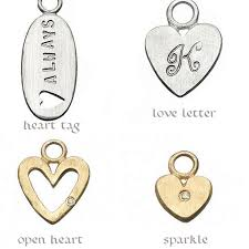 design necklace charm images Design your own heart string personalised necklace jpg