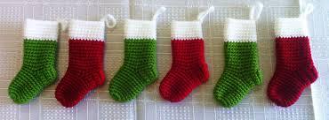 knitting pattern for christmas stocking free mini christmas stocking knitting pattern athomeintn
