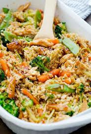 cuisiner les pois mange tout riz brocoli carotte pois mange tout poulet cuisine