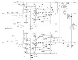 ka2206b 2w stereo audio power amplifier integrated circuit diagram