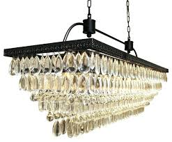 Chandelier Drops Replacement Chandelier Drop Glass Drop Chandelier Black