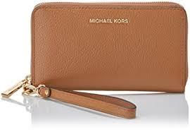 light pink michael kors wristlet michael michael kors kors studio large flat phone case wristlet