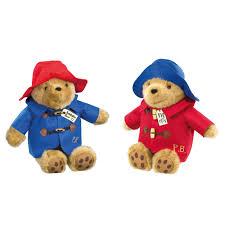 large classic cuddly paddington bear 26 00 hamleys large