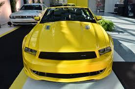 Mustang Yellow And Black Classic Mustangs Mustang News