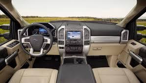 Ford F150 Truck Interior - 2017 ford f250 lariat interior truck camper magazine