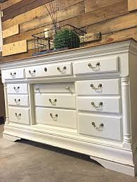 sumter buffet in antique white milk paint general finishes