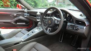 ruf porsche interior review and test drive porsche carrera s indonesia by autonetmagz