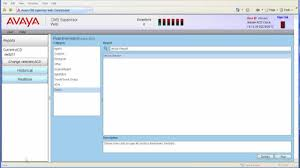 how to log in and run reports using the avaya cms supervisor web