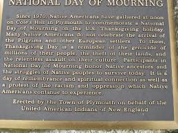national day of mourning plaque cheyennehelen