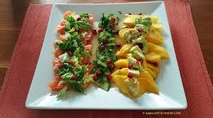 B Otisch Er Eck Mango Avocado Lachs Salat U2013 Evy Is Online