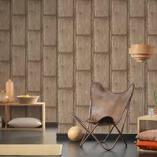 as creation rustic wood panel pattern wallpaper embossed faux