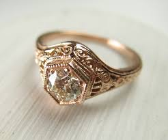antique gold engagement rings wedding rings gold engagement rings vintage
