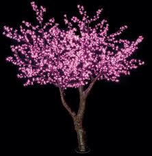 artificial pre lit cherry blossom tree faux cherry blossom tree