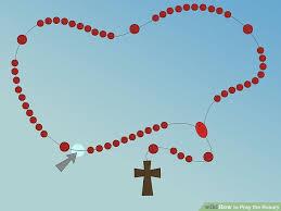 catholic rosary 8 ways to pray the rosary wikihow
