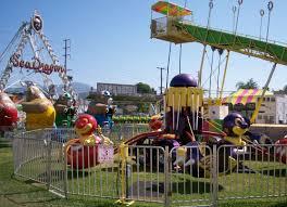 bigger mechanical rides for kids