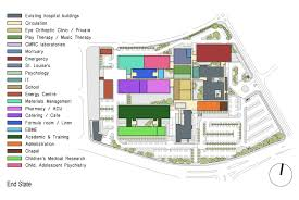 outline development control plan our lady u0027s children u0027s hospital