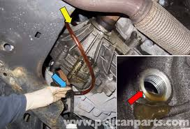 mini cooper r56 manual transmission fluid replacement 2007 2011