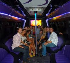 party bus prom desire party bus party bus okc black diamond limo party bus