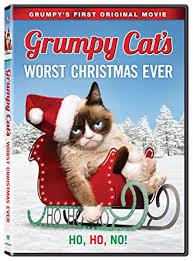 Grumpy Cat Memes Christmas - com grumpy cat s worst christmas ever aubrey plaza tim