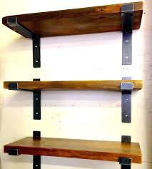 wood and metal shelves u2013 lamdepda info