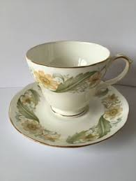 duchess memories floral bone china vintage tea set bone china