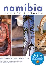 namibia holiday u0026 travel 2016 by venture media issuu