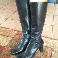 s boots nine nine nine square toe boot size 8 from s closet on