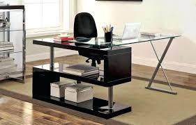 Small Glass Desks Home Office Glass Desk Home Office Glass Desk Best Sit Stand Desk