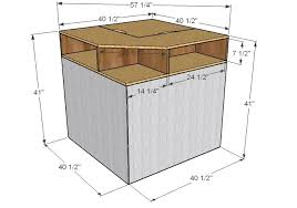 Dimension Of Twin Bed Ana White Corner Hutch Plans For The Twin Storage Beds Diy