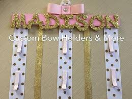 bow holders posh princesses custom bow holders posh princesses custom